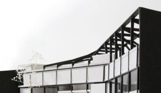 構図・照明・背景で振り返る建築模型の写真撮影反省会