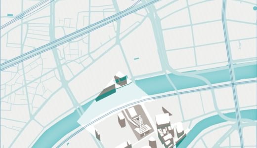 IllustratorやCADで使える正確な敷地図をダウンロードする方法④