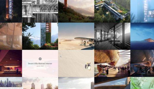 建築パースを動画で学べる、建築系のYouTubeアカウントまとめ